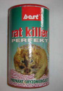 Rat Killer granulat 250 g