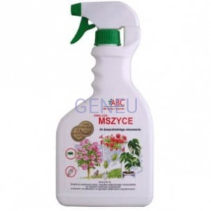 ABC SPRAY NA MSZYCE 600 ml